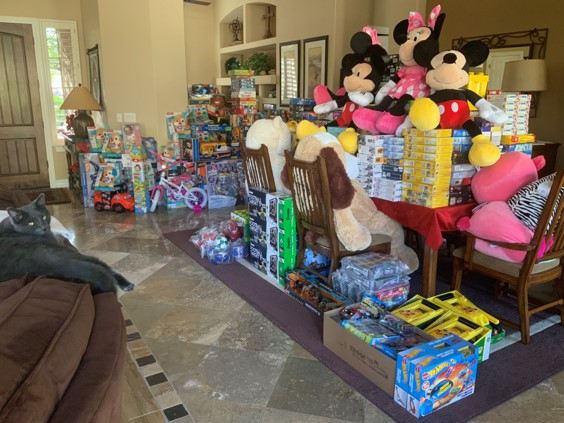 Toys Donated 2019